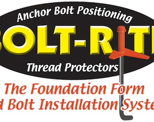 Bolt-Rite | Anchor Bolt Positioning Thread Protectors